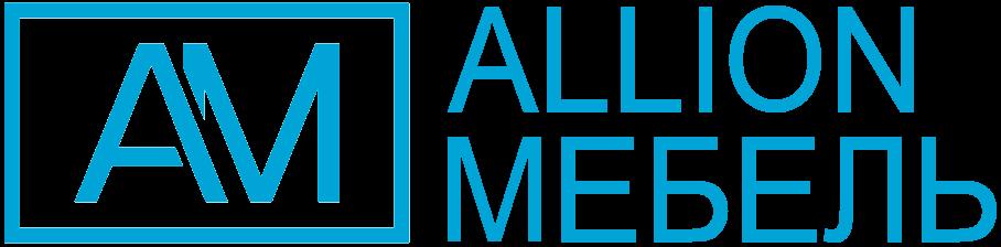 Логотип ALLION МЕБЕЛЬ